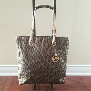 Michael Kors Vintage North South Tote